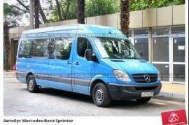 Перевозка людей на автобусе Volkswagen Тоншалово