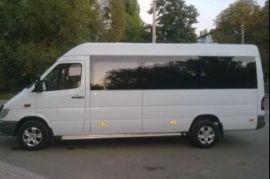 Автобус Mercedes 515, 19 мест. Сокол