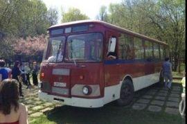 Перевозка людей на автобусе Аврора 4238 Егорлыкская