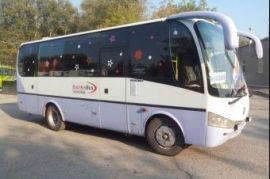 Аренда автобуса в дальние поездки на территории РФ Энем