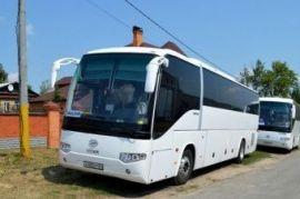 Заказ туристического автобуса (22 места) Елань-Коленовский