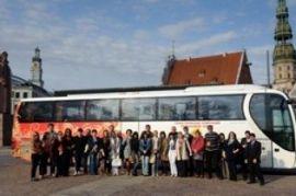 Заказ автобуса, туристические пеиевозки Уфа