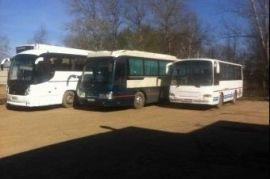 Микроавтобусы и автобусы от 8 до 77 человек Егорлыкская