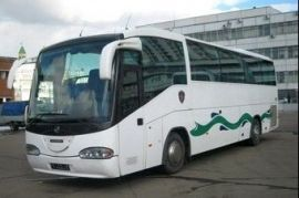 Аренда автобусов с водителем Николо-Павловское