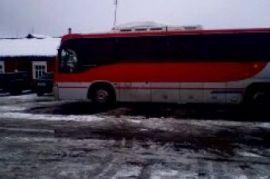 Автобусные перевозки Шексна