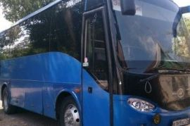 Аренда автобусов недорого Полевской