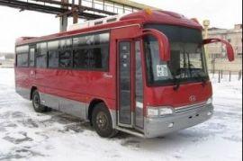 Перевозка людей на автобусе KIA GRANBIRD Изъяю