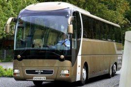 Перевозка людей на автобусе ПАЗ Калья