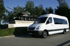 Фрахтование автобусов Mercedes Benz Николаевка